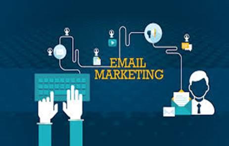 Hình thức Email Marketing là hình thức thư điện tử đơn giản