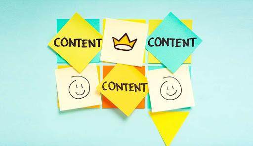 Cần có kế hoạch tối ưu lại nội dung Content