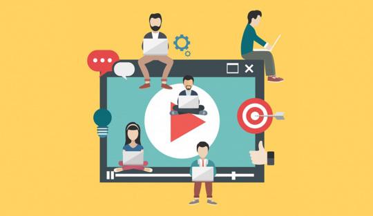 Có nhiều loại content marketing khác nhau, trong đó video là một loại được ưa chuộng hàng đầu