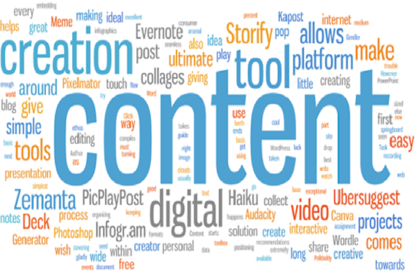 Digital Content là gì?