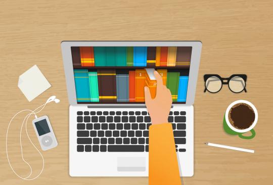 Ebook -một trong các loại content marketing hiện đại