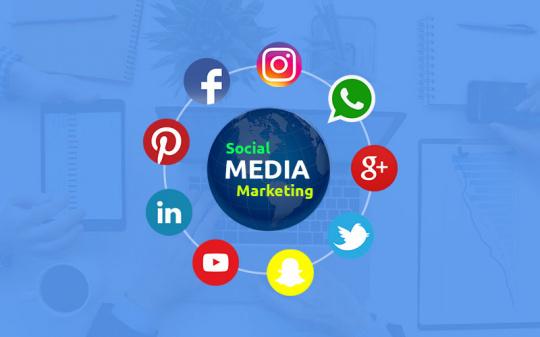 Social media - hình thức content marketing phổ biến hiện nay