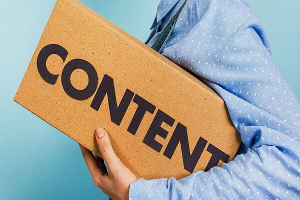 Content là 1 trong những yếu tố quan trọng