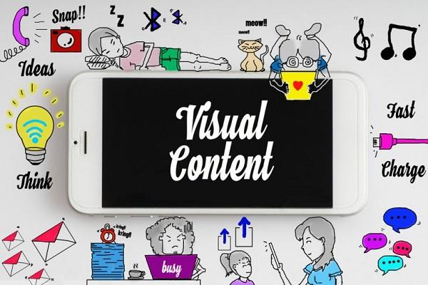 Visual Content là gì?