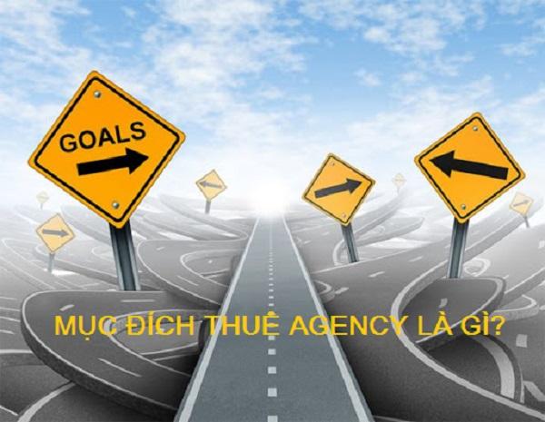 Agency là phương án giúp doanh nghiệp tạo ra sự khác biệt.