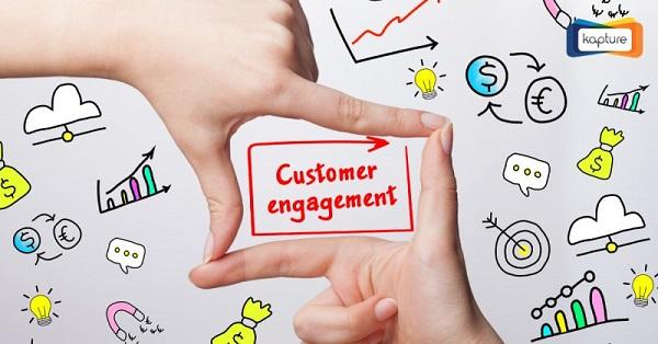 Customer Engagement là sự tương tác giữa khách hàng với doanh nghiệp.