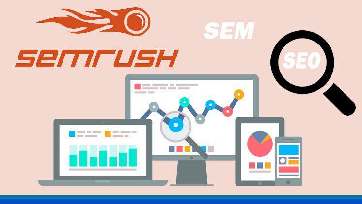 SEMrush được đánh giá là công cụ tốt nhất khi kiểm tra thứ hạng website.