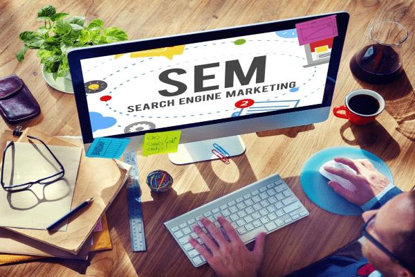 Search engine marketing là gì?