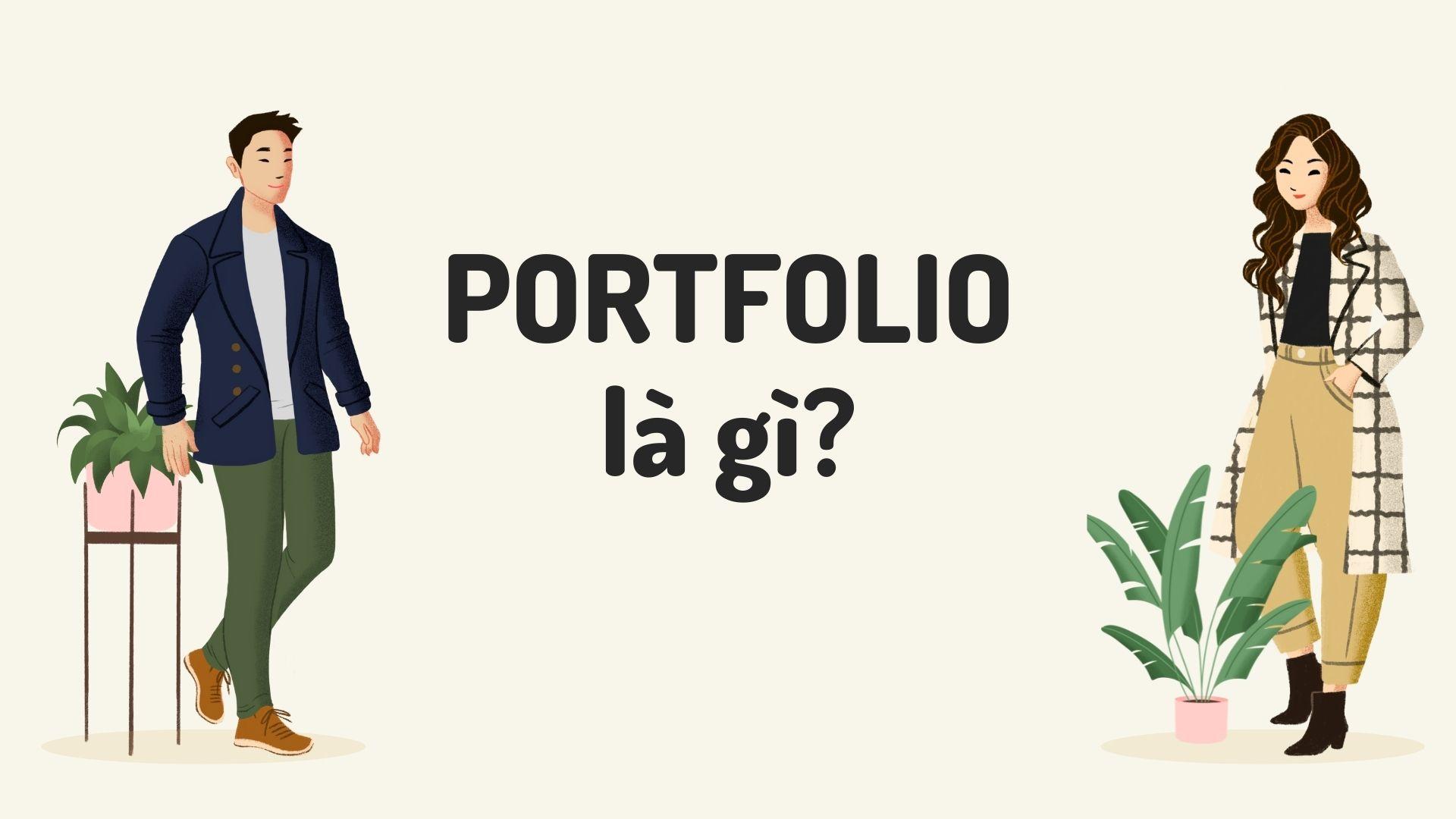 """Thực ra Portfolio không quá """"xa lạ"""" với dân thiết kế hoặc marketer"""
